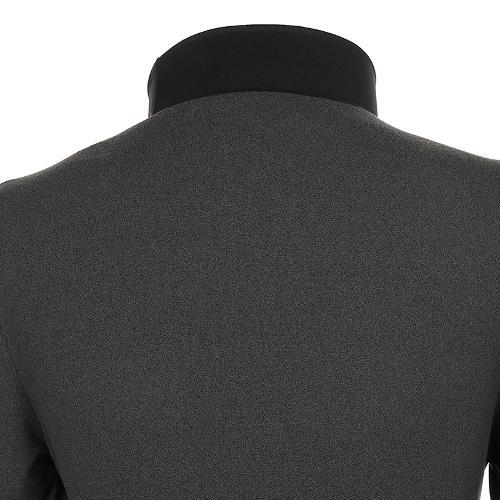 [볼빅골프웨어] 여성 골프 스트레치 라인 반폴라 긴팔 티셔츠 VLTSK801_MG