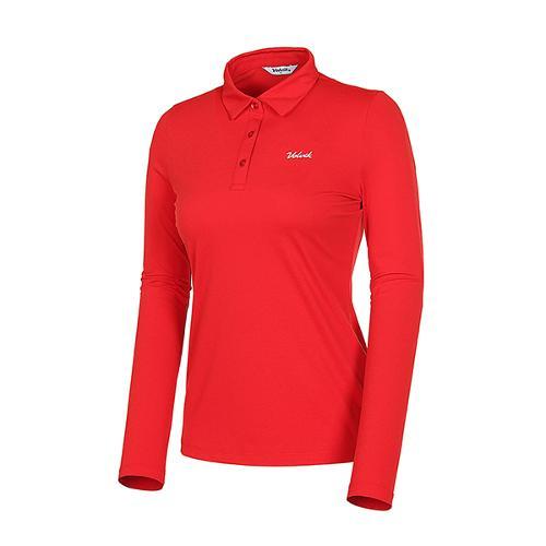 [볼빅골프웨어] 여성 골프 기능성 소프트 티셔츠 VLTSI291_RE