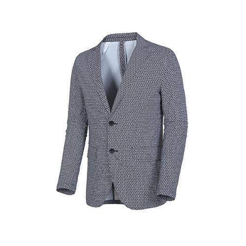 [볼빅골프웨어] 남성 골프 스트레치 패턴 투버튼 자켓 VMJKI373_GR