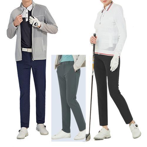 PGA 남여 클래식 라운딩 긴팔 카라티셔츠