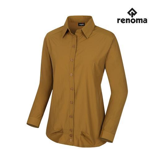 [레노마골프]여성 솔리드 긴팔 셔츠 RWBSH7609-217_G