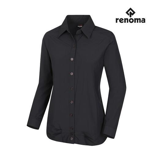 [레노마골프]여성 솔리드 긴팔 셔츠 RWBSH7609-190_G