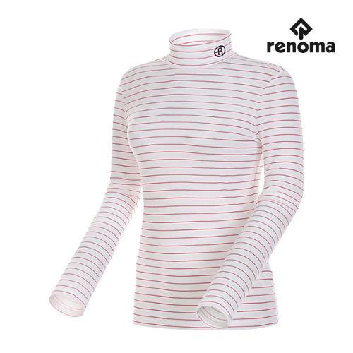 [레노마골프]여성 크레이프 스트레치 티셔츠 RWTHG7117-100_G