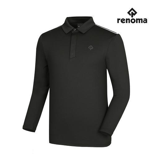 [레노마골프]남성 어깨 배색 포인트 카라 티셔츠 RMTYI3123-199_G