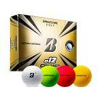 브리지스톤 E12 CONTACT 컨택트 골프공 3피스 4BOX