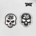 PXG 스컬 Skull 2.0 양면 볼마커 (자석클립 미포함)