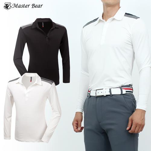 [마스터베어] 인기디자인 골프 라운딩 티셔츠 특가
