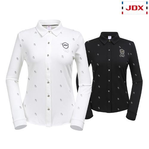 JDX 여성 커머스 전판 프린트 셔츠 2종 택1 X2QFTLW81