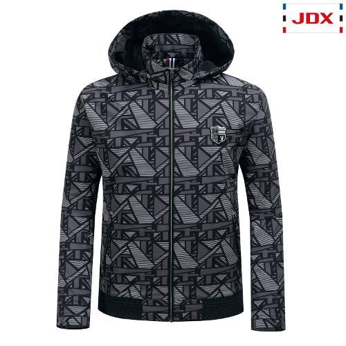 JDX 남성 캐쥬얼 블루종 점퍼 X1QFWBM31BK