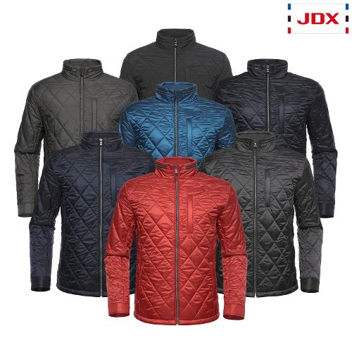 JDX 남성 다이아 퀼팅 패딩 점퍼 7종 택1 X0QFWJM02