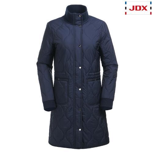 JDX 여성 중힙기장 원퀼팅점퍼 X2QFWJW52DN