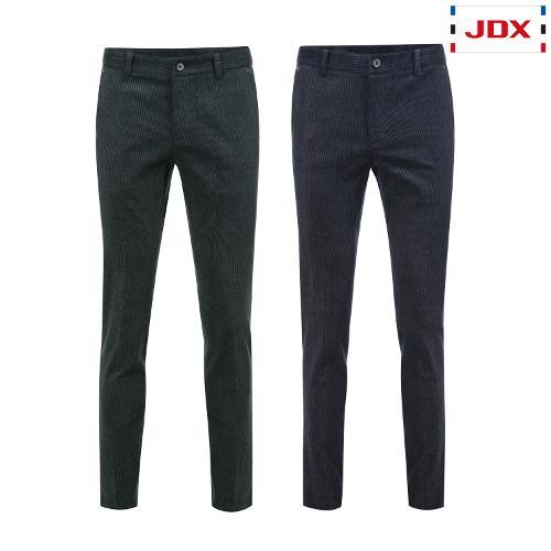 JDX 남성 뒤주머니 쌍입술 팬츠 2종 택1 X2QFPTM02