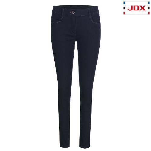 JDX 여성 발열기모 데님팬츠 X2QFPTW52DB