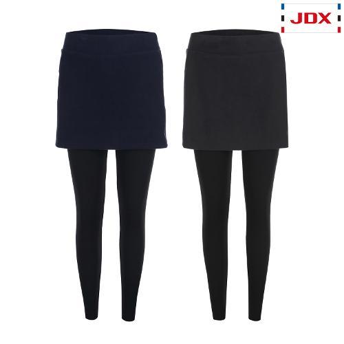 JDX 여성 폴라폴리스 치마레깅스 2종 택1 X3QFPBW91