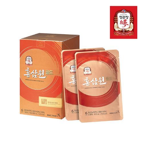 [정관장 선물세트] 홍삼원 골드 100ml x 8포