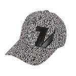 [볼빅골프웨어] 남성 골프 패턴 6각캡 모자 VMAPL909_OW