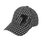 [볼빅골프웨어] 남성 골프 패턴 6각캡 모자 VMAPL909_BK