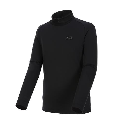 [볼빅골프웨어] 남성 골프 내피/외피 2벌 티셔츠 패키지 VMTSLA01_BK