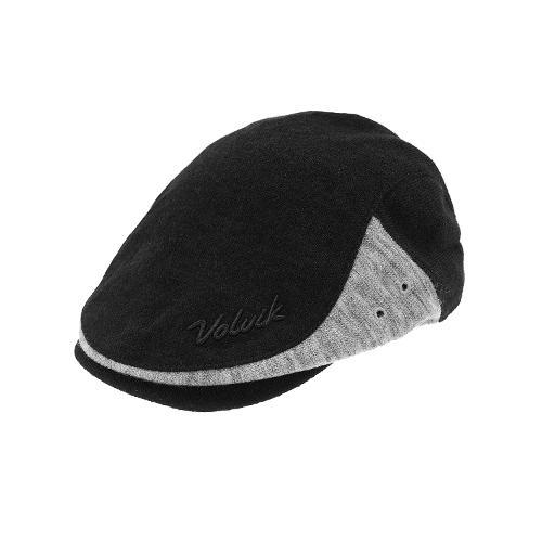 [볼빅골프웨어] 여성 골프 체스셔 이스트 헌팅캡 모자 VLCPH854_BK