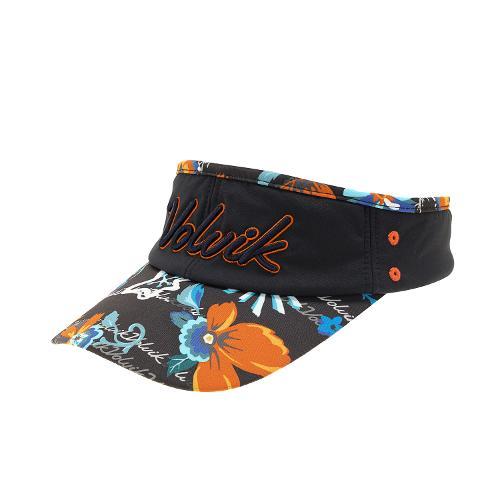 [볼빅골프웨어] 여성 골프 센트럴 베드포드셔 바이저 모자 VLCPH852_NA