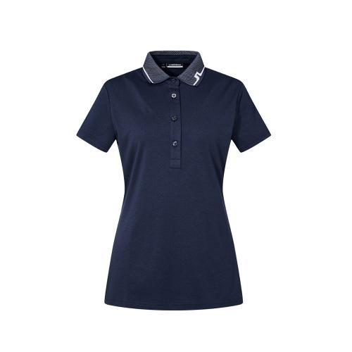 21FW 제이린드버그 여성 아이비 골프 티셔츠(NV)