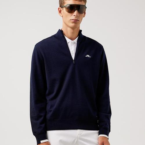 21FW 제이린드버그 남성 윈드 브레이커 스웨터(NV)