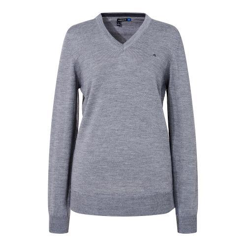 21FW 제이린드버그 여성 아마야 트루메리노 스웨터-GY