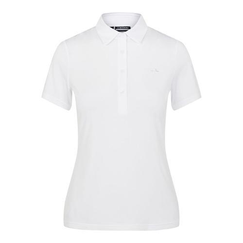 21FW 제이린드버그 여성 이지 폴로 셔츠(WH)
