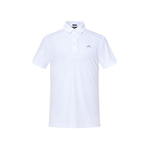 21FW 제이린드버그 남성 톰 레귤러 핏 폴로 셔츠(WH)