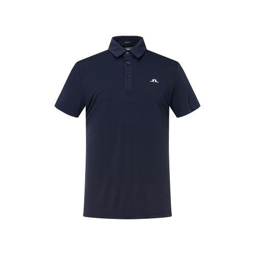 21FW 제이린드버그 남성 톰 레귤러 핏 폴로 셔츠(NV)