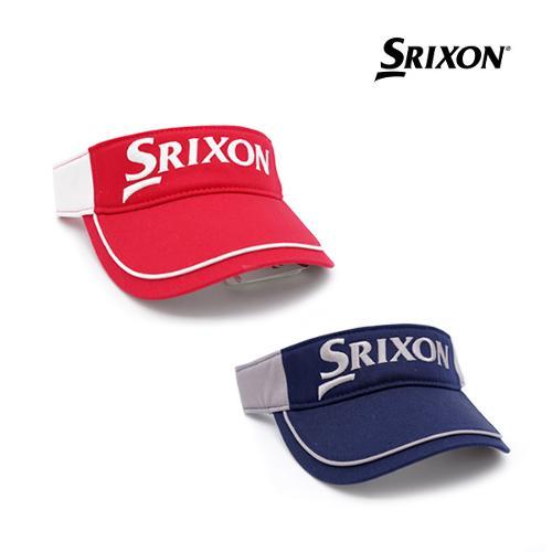 스릭슨 SRIXON 공용 면소재 자수 골프썬캡 (SMH6511K)