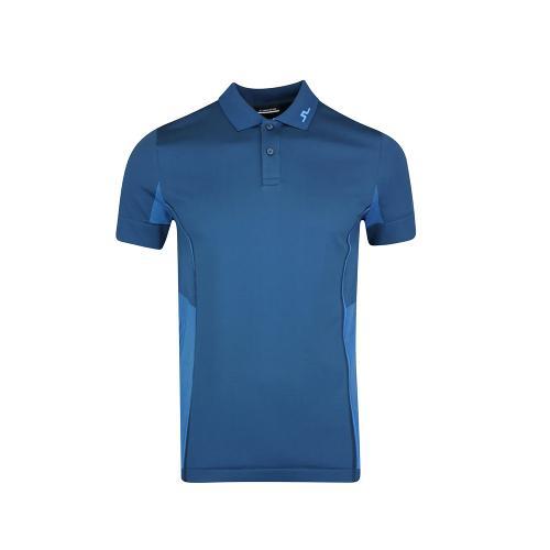 21FW 제이린드버그 남성 알 골프 폴로 셔츠(BU)