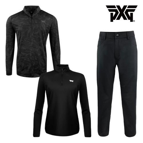 [블랙골프데이앵콜]PXG 남녀 페어웨이 크럭스 풀오버 셔츠 모음[한정수량]