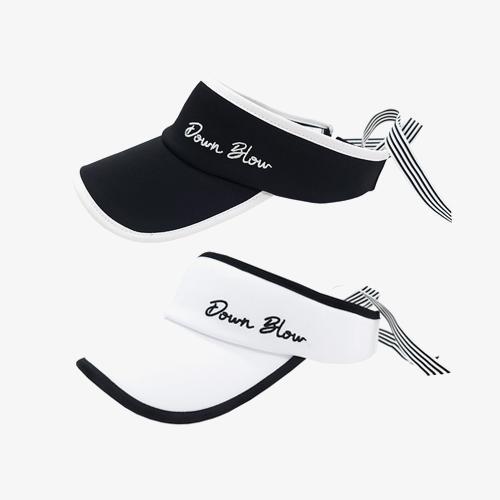 다운블로우 여성 선바이저 골프모자 FWCAP 7012W