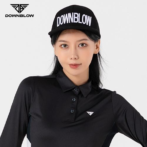 다운블로우 여성 로고 스냅백모자 FWCAP 7011W