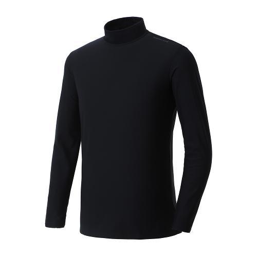 애플라인드 남성 DRY CUBE 허그 티셔츠 ABW195DQ/BK