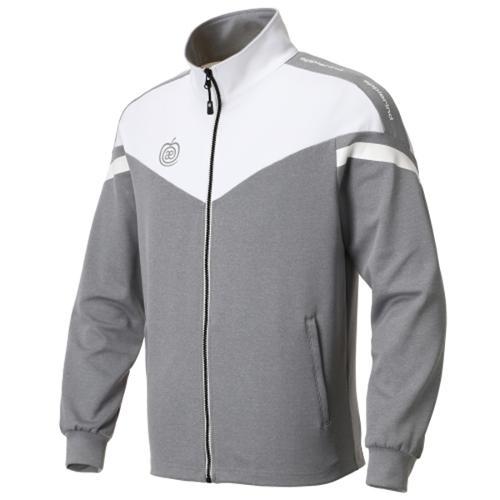 애플라인드 공용 스포츠 트레이닝 자켓 SG4UTJ03/GY.W