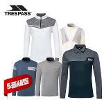 트레스패스 FW 남성 티셔츠 5종세트
