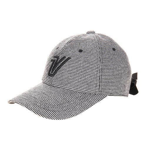 [볼빅골프웨어] 여성 골프 하운드투스 리본 캡 모자 VLAPKA03_GR