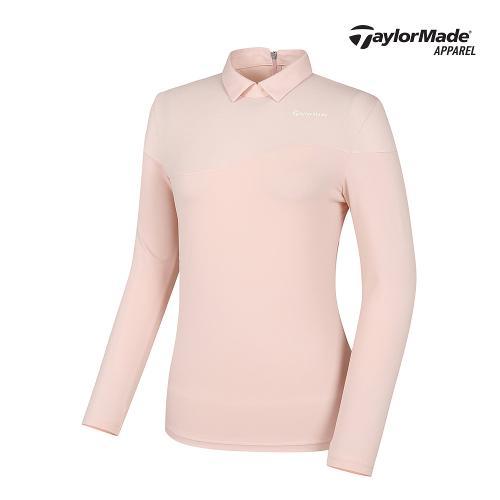 [테일러메이드]여성 물결 절개 카라 티셔츠 TWTYK5902-403