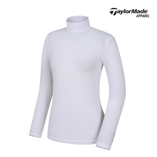 [테일러메이드]여성 하이넥 베이스레이어 티셔츠 TWTHJ6921-100