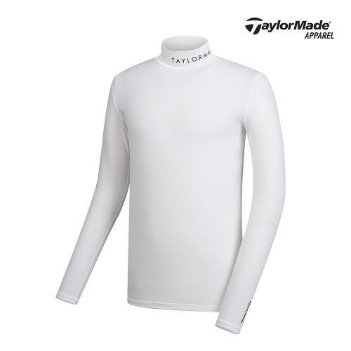 [테일러메이드]남성 하이넥 베이스레이어 티셔츠 TMTHK1920-100