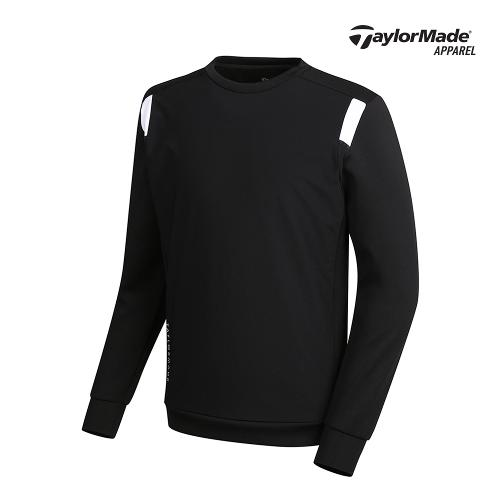 [테일러메이드]남성 배색 포인트 라운드 티셔츠 TMSRK1926-199