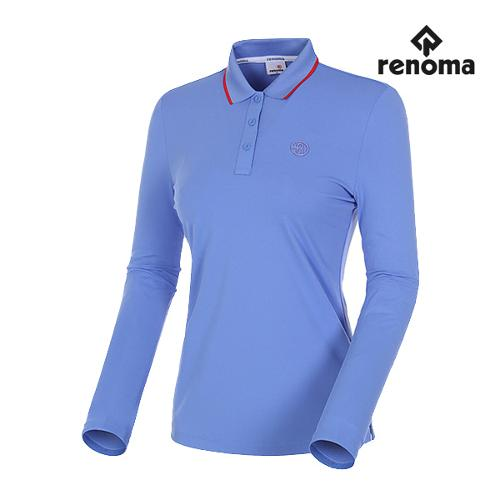[레노마골프]여성 기능성 솔리드 카라 티셔츠 RWTPH5101-920_G