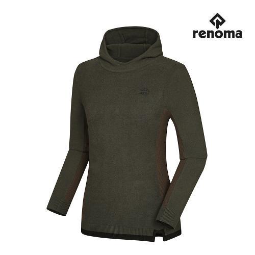 [레노마골프]여성 밑단 포인트 후드 티셔츠 RWSRH8216-816