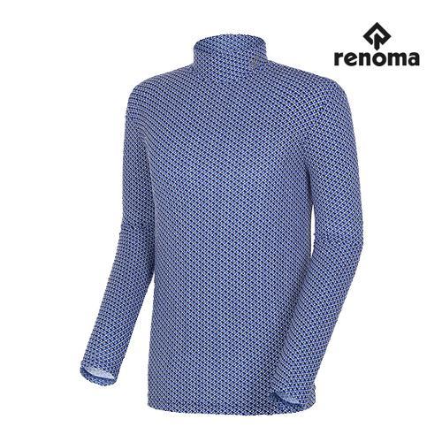 [레노마골프]남성 지오메트릭 베이스레이어 티셔츠 RMTHH1113-906_G
