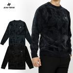 [JEAN PIERRE] 쟌피엘 남성 울 스판 라운드 니트 Model No_J2-0E194