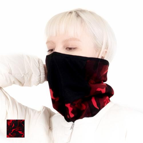 [HENRYSTUART] 헨리스튜어트 남여공용 방한 매쉬필터 넥워머 겸용 마스크