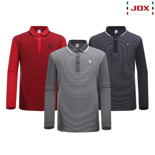 JDX 남성 선염스트라이프 카라티 3종 택1 X2QWTLM44