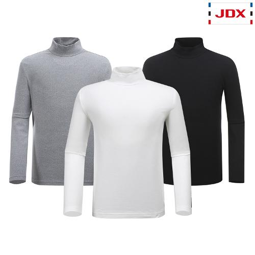 JDX 남성 로고솔리드 베이스레이어 3종 택1 X2QWTLM41